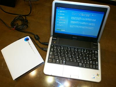 Winpad PC100 に OS をインストールしたい: ひでのブログ